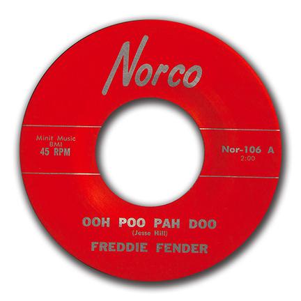 Freddie Fender Ooh Poo Pah Doo